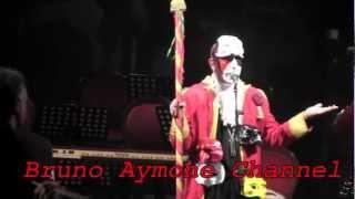 BRUNO AYMONE CHANNEL - AFRAKA' ROCK FESTIVAL 2012 OSANNA  ROSSO ROCK in Concerto (1° P.) -