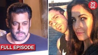 Salman Concerned About Jacqueline's Role In 'Race 3' | Katrina Skips Aamir's Party To Avoid Ranbir