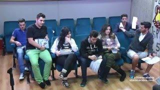 صف الغناء مع كارلا رميا - ستار اكاديمي 11 - 20/12/2015