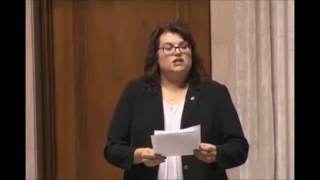 Colleen Mayer honours women parliamentarians