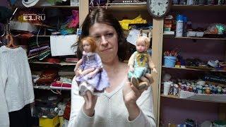 Мастерица из Верхней Туры делает кукол, как две капли воды похожих на людей
