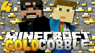 Minecraft: GOLD COBBLESTONE MODPACK | MAGIC SPELLS!! [4]