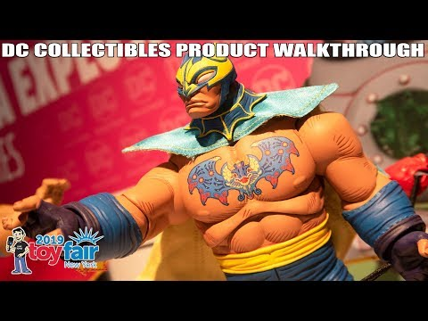 Xxx Mp4 DC Collectibles Product Walkthrough At New York Toy Fair 2019 3gp Sex