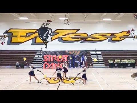 Xxx Mp4 Morse HS Twirl Flags 2 Flags 2018 MDDT Street Dance USA 3gp Sex