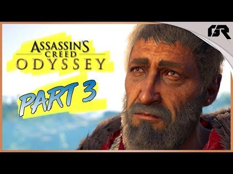 Xxx Mp4 ΓΙΑΤΙ ΤΟ ΕΚΑΝΕΣ ΠΑΤΕΡΑ Assassin S Creed Odyssey Greek Gameplay Part 3 3gp Sex