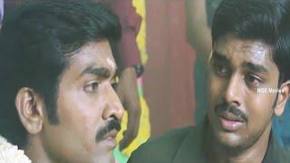 Vijay Makes Saras To Cry.. Sentiment Scene- Naduvula Konjam Pakkatha Kaanom Movie Scene