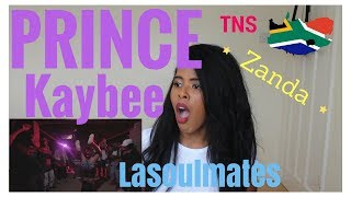Prince Kaybee & Lasoulmates ft Zanda & TNS - Club Controller (Official Video) | REACTION