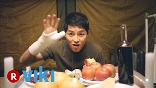 Descendants of the Sun - EP 16 | Song Joong Ki's Ghost