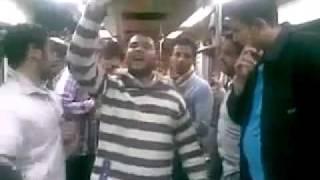 عاش إسلامنا نشيد رائع فى مترو القاهرة اناشيد اسلامية   YouTube