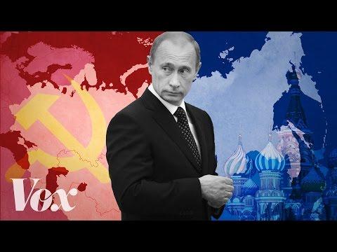 From spy to president The rise of Vladimir Putin