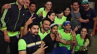 BCL Season 2 | Ahmedabad Express & Mumbai Tigers Practice Matches