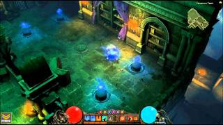 Diablo 3 - Barbarian - Gameplay