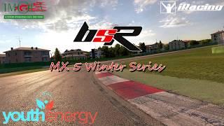 BSR MX5 Imola Race 1