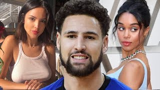 Klay Thompson BLASTED By GF For Playing Her After Catching Him On A Date With BADDIE Eiza Gonzalez!