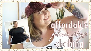 AFFORDABLE Fall Plus Size Clothing Haul