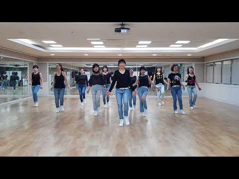 100% Easy Line Dance (Beginner Level)