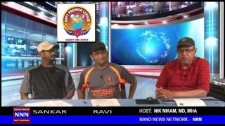 KPL CHARITY THROUGH SPORTS RAVI,  SANKAR, & NIKAM ON NNN