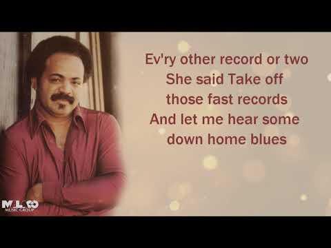 ZZ Hill Down Home Blues Lyric Video