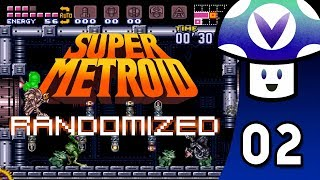 [Vinesauce] Vinny - Super Metroid: Randomized (part 2)