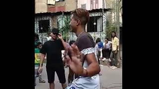 رقص دق جامد علي مهرجان السرينة 2018 صالح فوكس في تنجيد في  ارض عزيز عزت