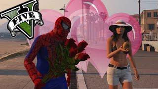 Los MODS mas Absurdos De GTA V - Spiderman Busca Novia xD - ElChurches