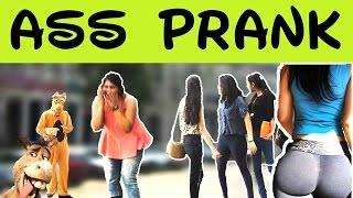 Ass Prank  | Pranks In India | Aawara Boys