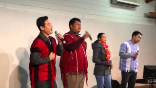 Karen God Song 2015 By - ( FOUR GOSPELS )