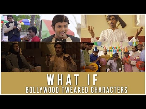Xxx Mp4 What If Bollywood Characters Were Tweaked Ep 8 LaughterGames 3gp Sex