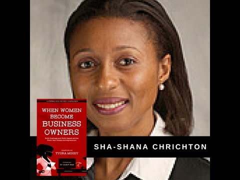 Chapter 14 - Sha-Shana Chricton |  | When Women Become Business Owners