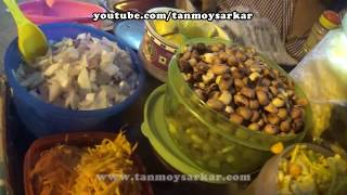 Food On Cycle - Vellore Special Mixed Masala Muri (Puffed Rice) - (Part - 3) | Street Foods of India