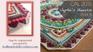 Sophie's Universe CAL part 5
