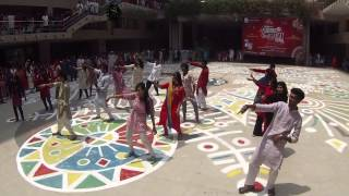 Pohela Boishakh 1422 || NSU || Mob by NSUSS