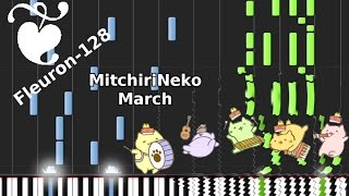 'MitchiriNeko March' by 'Mitchiri MitchiriNeko' - Synthesia