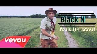 Black M (Parodie) // SUR MA ROUTE :Black N J'SUIS UN SCOUT