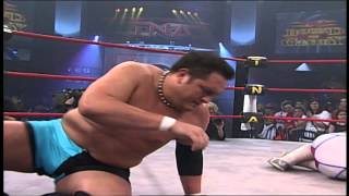 Bound For Glory 2005: Samoa Joe vs. Jushin Liger