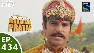 Bharat Ka Veer Putra Maharana Pratap - महाराणा प्रताप - Episode 434 - 15th June, 2015