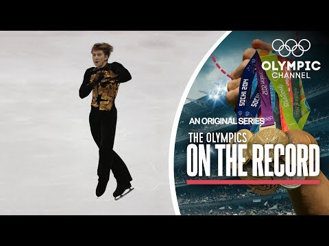 The Jump that Changed Figure Skating Forever Olympics on the Record