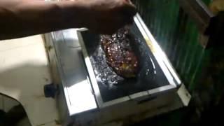 Cara memanggang ikan TANPA arang