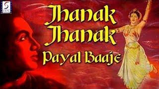 Jhanak Jhanak Payal Baaje   V Shantaram   1955   HD