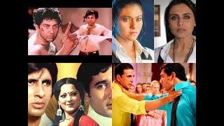 Bollywood's Big & Famous Star Rivalry & fight:Sunny Deol I Amitabh I Rajesh Khanna I Rani I Kajol
