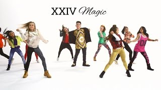 24k Magic Bruno Mars Cover | Mini Pop Kids