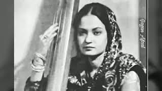 Dil Se Teri Nigaah Jigar Tak Utar Gayi Begum Akhtar ( Akhtari Bai Faizabad) (Ghalib)