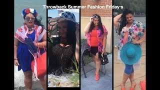 Looking Back On Summer Fashion Friday