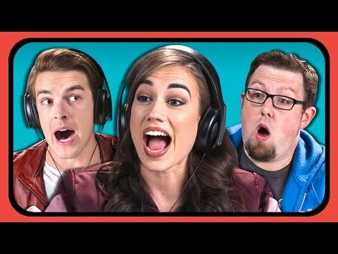 YOUTUBERS REACT TO GUESS YOUR OWN VIDEOS CHALLENGE