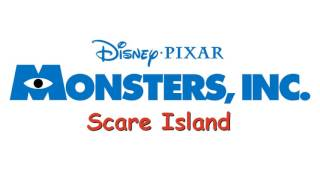 Sugar Shack - Monsters Inc. Scare Island Music Extended