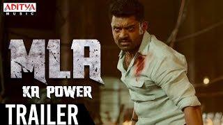 MLA Ka Power New Hindi Dubbed Trailer    Nandamuri Kalyanram, Kajal Aggarwal