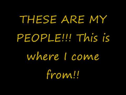 """These Are My People"" Lyrics Rodney Atkins"