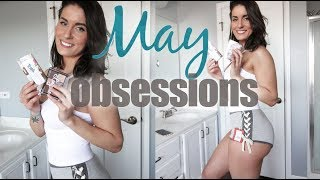 May Obsessions | Sexy Shorts, Girl Secret to No Bra, Beauty & Food Finds