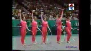 GERMANY 5 hoops - 1996 Atlanta Olympics prelims