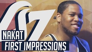 First Impressions of CLG NAKAT | Vlog